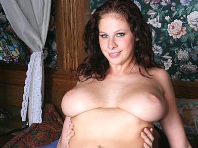Theres nothing like having a hot babe like Gianna greet you home Shes out on the driveway with her big boobs dangling and shes even presenting her ass outdoors I hurriedly took her inside where she got to ride my dick and I got to shower her with jizz